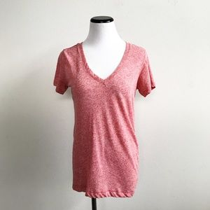 Madewell : Hi-Line V-Neck Size Small